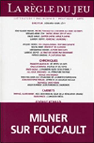 Livres La Règle du jeu, N° 28 : epub pdf