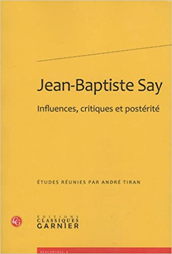 Oeuvres de Jean-Baptiste Say (French Edition)