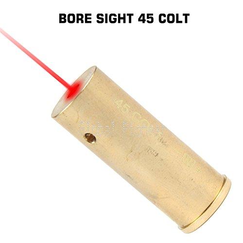 GlobalPioneer® RED Laser Arbors for 30 Carbine Bore Sight 45 Colt/45-70 Govt (Carbine Laser)