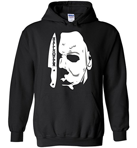 Horror Movie T-shirt Michael Myers It's Halloween Time -
