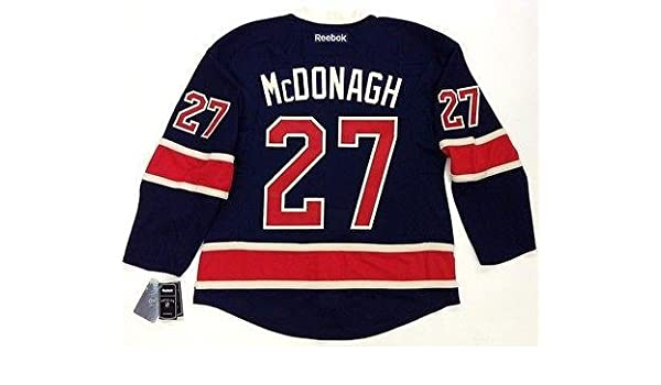 huge discount 77916 65d7a Signed Ryan McDonagh Jersey - Reebok Edge Third - 5 at ...
