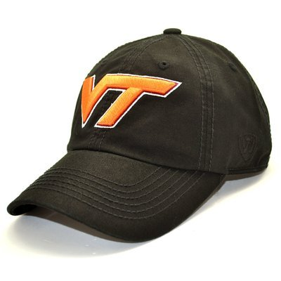 Virginia Tech Crew Adjustable Hat (Alternate Color) by Top of the World