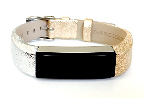 Leather Activity Tracker Adjustable Sparkling