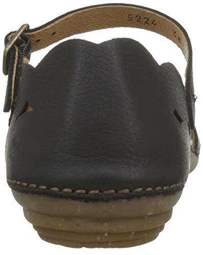 Naturalista torcal Black Donna black Soft N5224 Mary El Grain Nero Jane Black wqACX7xdx