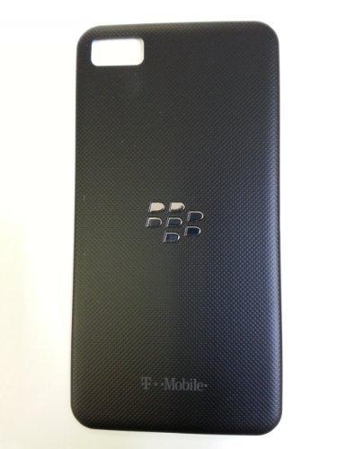 Blackberry Z10 ~ Black Replacement Battery Back Housing Cover Battery Door for Blackberry Z10