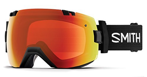 Smith I/O X Asian Fit Snow Goggle - Cargo/Ignitor Mirror Lens