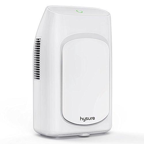 hysure Air Dehumidifier for Home 2000ml Dehumidifier Compact and Portable,...