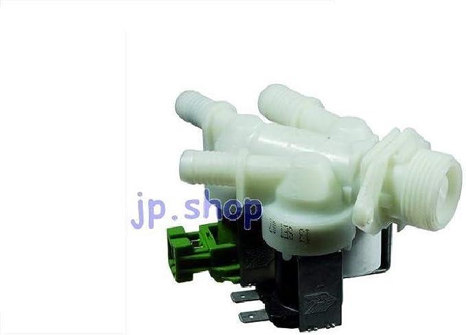Electrolux 1468766405 - Electroválvula lavadora, carga de agua, 3 ...