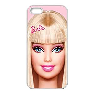 Lovely Barbie doll Cell Phone Case for iPhone 5S
