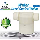 """MSR 1"""" Water Level Control Valve (Depends ON Inlet Water Pressure) Save Water for Future"""