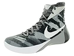 Nike Mens Hyperdunk 2015 Basketball Shoe (12 D(m) Us, Wolf Greywhitedark Grey)