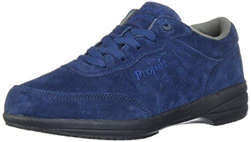Waschbarer Walker Sneaker der Propet-Frauen Sr Indigo