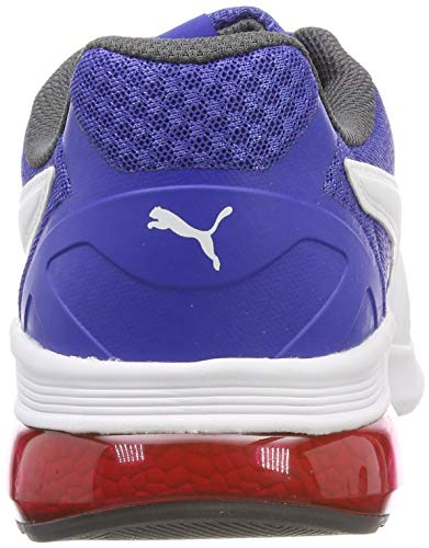 high Puma White surf Electron Fitness Bleu Mixte Adulte puma asphalt De Red Web Chaussures Risk The TRSqwTO