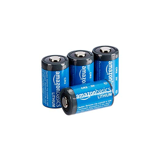 AmazonBasics Lithium CR2 3V Batteries