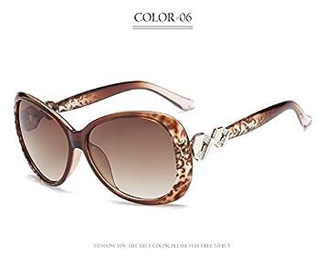 Klxeb Classic Vintage Diamond Ovale Sonnenbrille Frauen Sonnenbrille