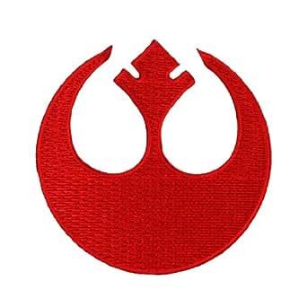 Amazon.com: Star Wars: Rebel Insignia Patch.: Star Wars ...