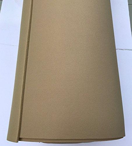 - headliner doctor DIY repair fabric compatible with GMC Sierra 2500-Light Tan-72