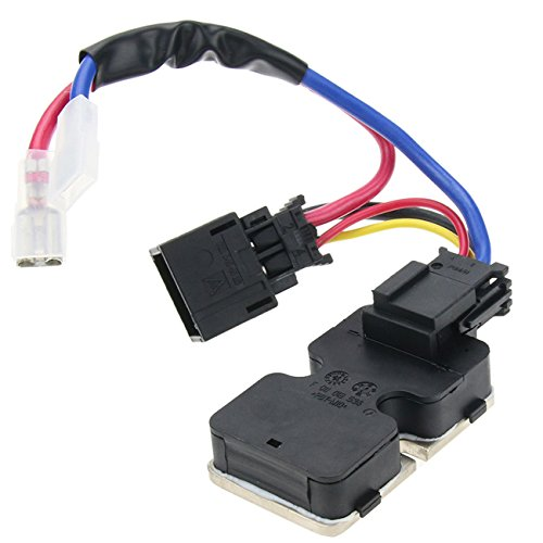 Bapmic 1408218451 AC Blower Heater Fan Motor Regulator Resistor for Mercedes Benz S CL Class