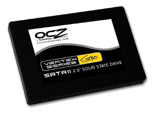 OCZ Technology 60 GB Vertex Turbo Series SATA II 2.5 Inch Solid State Drive (SSD) (60 Gb Vertex Series)