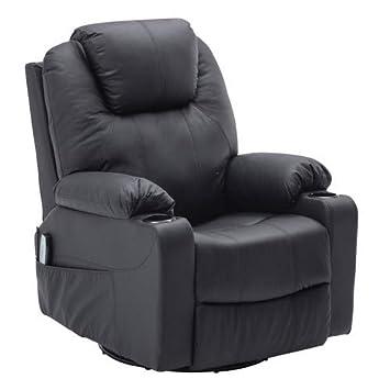 Amazon Com Mcombo 8031 Modern Massage Recliner Vibrating Sofa