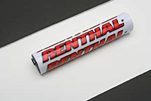 Renthal - P263 Protector de manillar Cross y Enduro Blanco