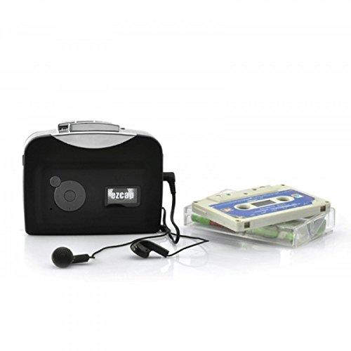 Redlemon Reproductor de Cassettes y Convertidor a MP3 (Memoria USB) Automático. Convierte Todos Tus Cassettes en Archivos...