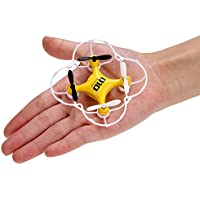 PEATAO Quadcopter CX-10 Mini 29mm 4CH 2.4GHz 6-Axis Gyro LED CF Mode 360°Eversion UFO RC Quadcopter (US STOCK)