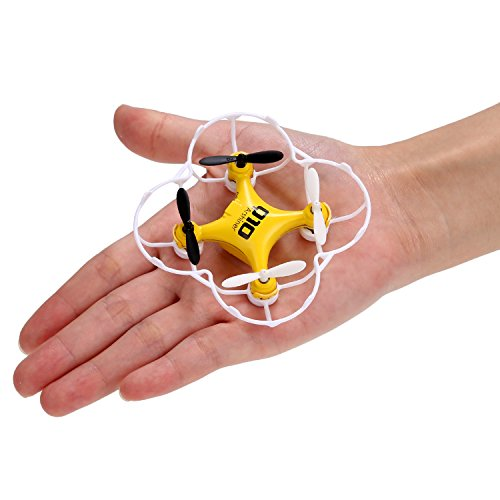 Funmily CX 10 RC Drone Mini Pocket Uav 6-Axis Gyro 4CH 2.4GHz CF Mode 360°Eversion LED Quads Altitude Hold Headless RC Quad Copter (US Stock) by Funmily