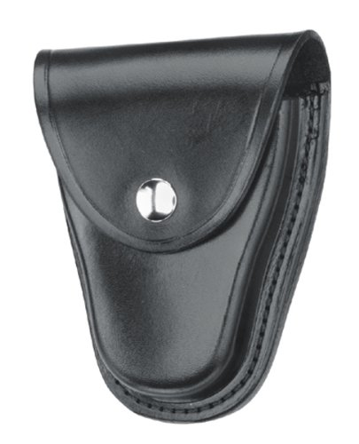 Gould & Goodrich B70 Handcuff Case Place On Belt Up to 2-1/4-Inch (Black)