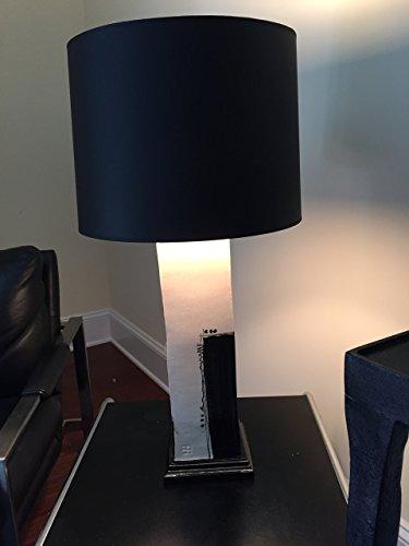 TABLE LAMP WHITE CERAMIC