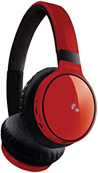 Philips SHB9100 Over-Ear Wireless Bluetooth Headphones