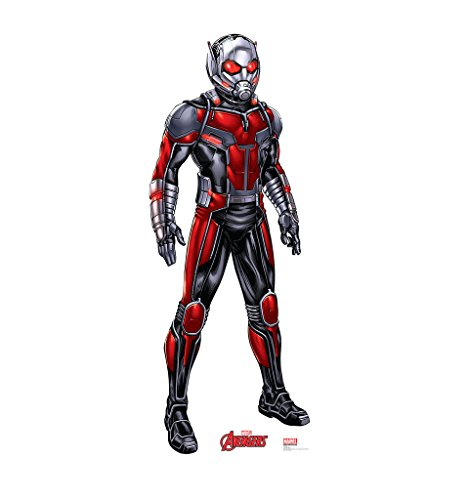 Ant-Man - Marvel's Avengers Animated - Advanced Graphics Life Size Cardboard Standup
