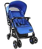 Luvlap Comfy Baby Stroller - Blue