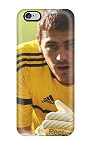 Hot Tpye Iker Casillas Case Cover For Iphone 6 Plus