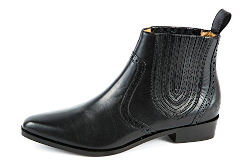 Hamilton 3 Boots Chelsea Schwarz Damen Marilyn Melvin amp; 1qwfpp
