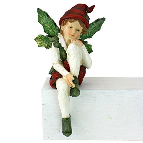 Christmas Decorations - Emmanuel, Santa