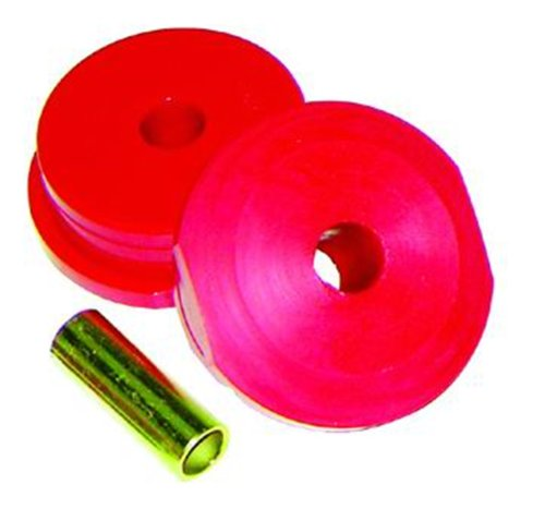 Prothane-13-503-Red-Left-Upper-Engine-Mount-Insert-Kit