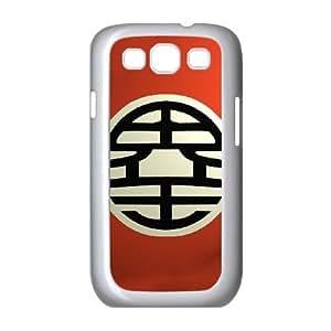 Dragon Ball Z Samsung Galaxy S3 9300 Cell Phone Case White JR5259259