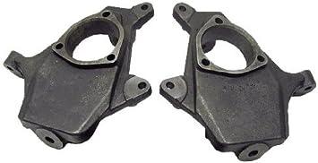 """1999-2006 Silverado Sierra 1500 2/"""" Lowering Drop Spindles knuckles Kit"""