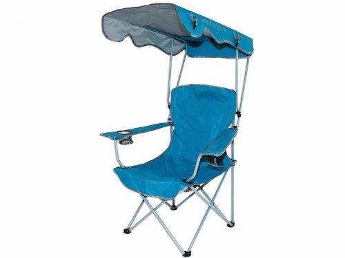 Kelsyus Original Canopy Chair,Blue, Outdoor Stuffs