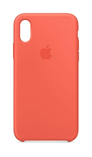 huge discount 6c07c b266f Apple Silicone Case (for iPhone Xs) - Nectarine