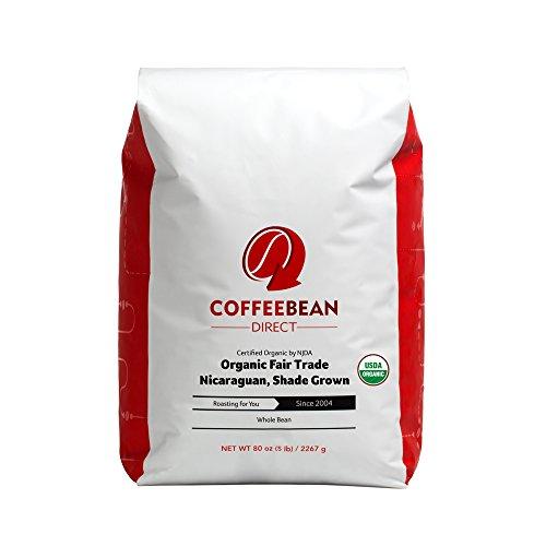Coffee Bean Direct Nicaraguan Organic product image