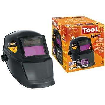 LCD EXPERT 11 GYS 042278 - Máscara de cristal líquido para soldador: Amazon.es: Bricolaje y herramientas