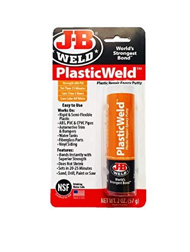 J-B Weld 8237 PlasticWeld