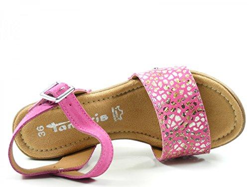 Tamaris 1-28036-28 Sandalias para mujer Pink