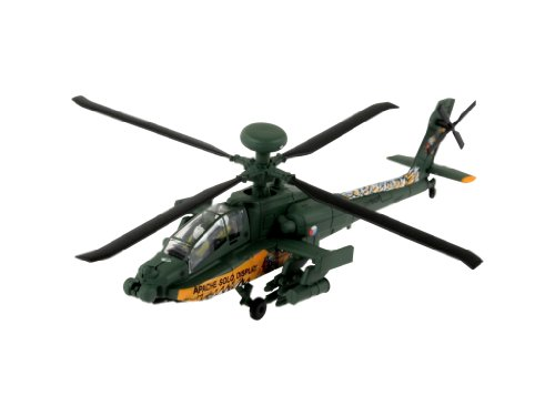 Revell of Germany AH-64 Apache Plastic Helicopter Model Kit
