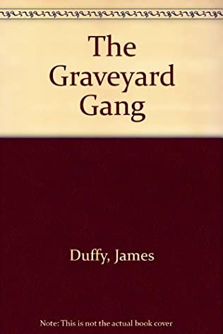 book cover of The Graveyard Gang