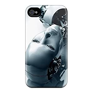 Iphone 6 Cases Covers Skin : Premium High Quality Humanoid Robot Cases