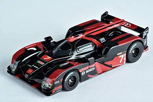 - AFX Audi R18#7 Black Mega G+ AFX22007