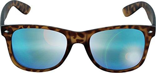 Mehrfarbig Mixte Multicolore Likoma Soleil Mirror de 4545 Blue MSTRDS Lunettes Amber 0qTFBX